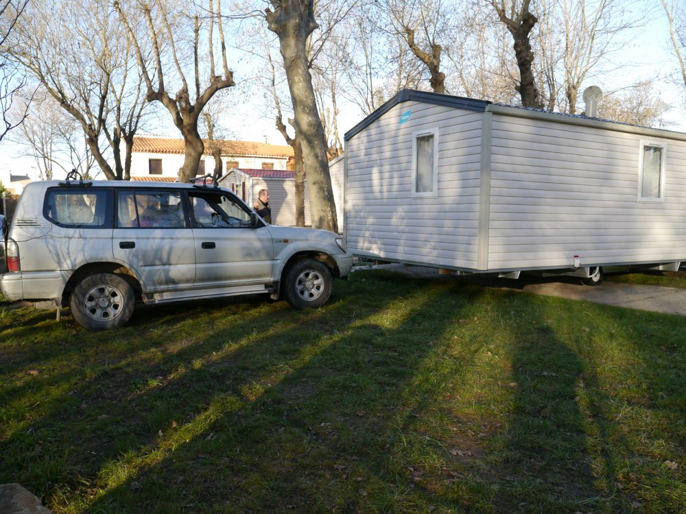 Mobil-home 27m² 2015